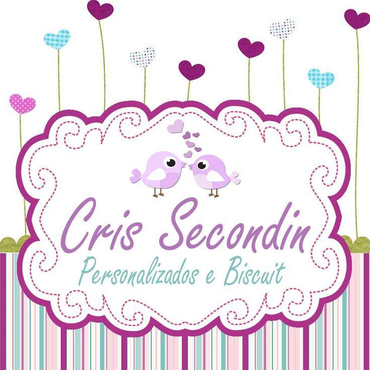 Cris Secondin Lembrancinhas Personalizadas e Biscuit - Chaveirinho biscuit leaozinho