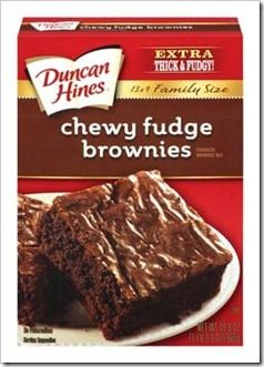 How to make box brownies taste homemade