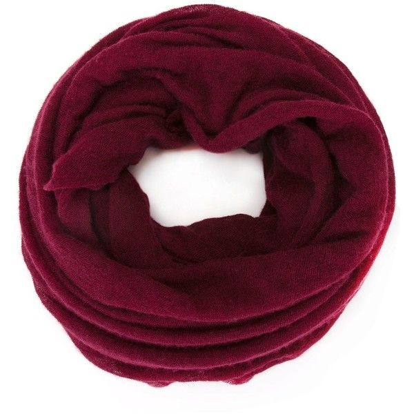 Isabel Marant knitted circle scarf (€230) ❤ liked on Polyvore featuring accessories, scarves, red, cashmere scarves, circle scarves, cashmere infinity scarves, loop scarves and cashmere shawl