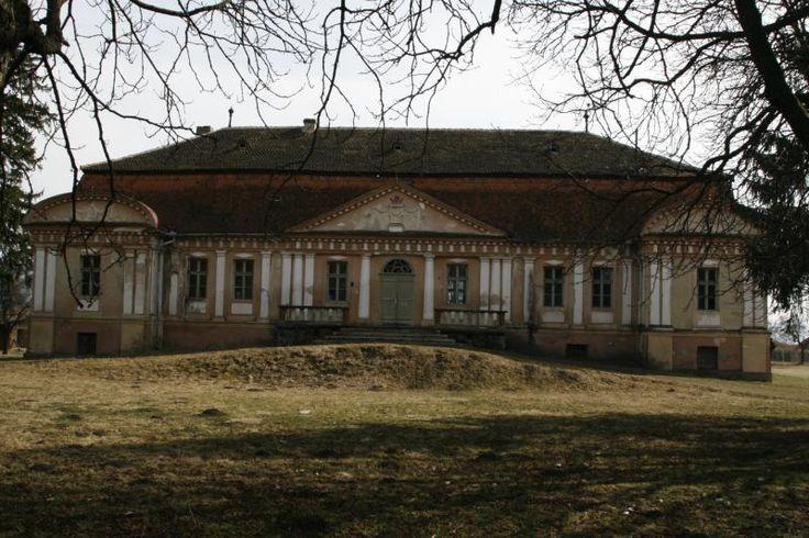 Székelytamásfalva - Thúry-Bányai kastély