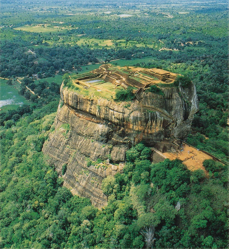 Top Tourist attractions - FlycatchersTours recognized tour operator provide all best tourist attraction in the world including the best travel places.: Lion Rocks, Srilanka, Favorite Places, Rocks Fortress, Sigiriya Rocks, 17Th Century, Travel, Sri Lanka, Heritage Site