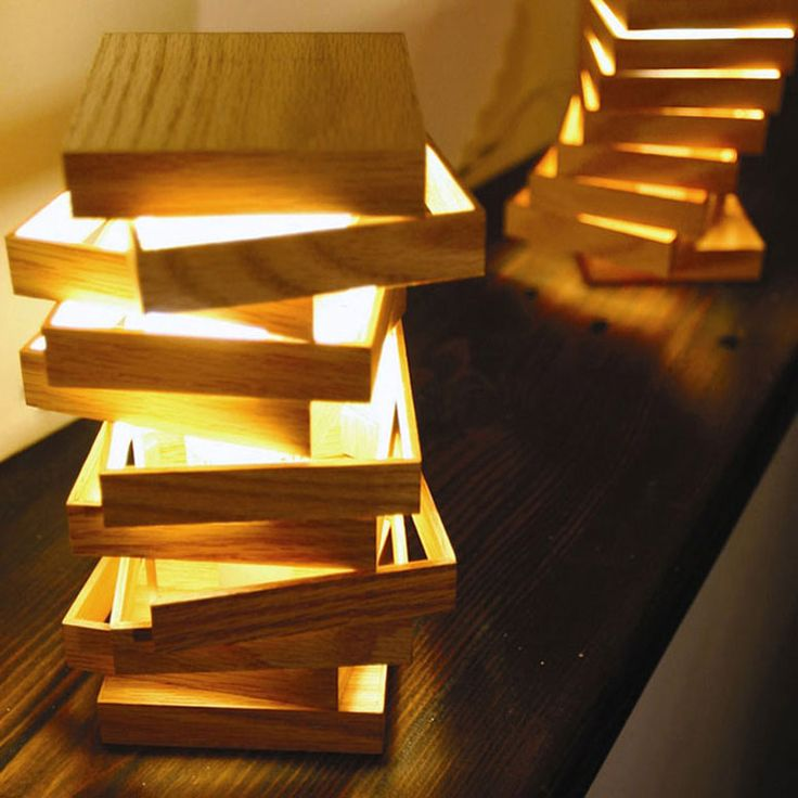 1000 images about modern geometric lamps diy or not on for Mood light designs