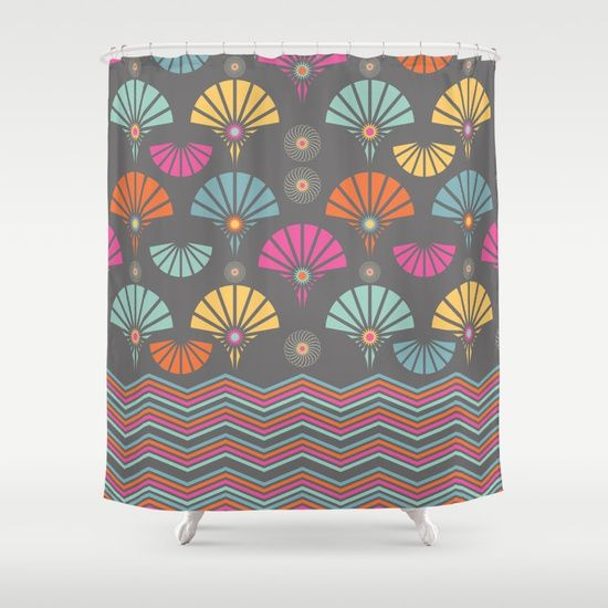 Moonlit moment Shower Curtain