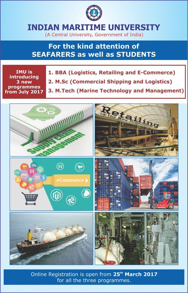 Job Oriented Courses: Marine Engineering Courses