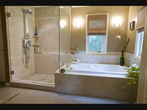 17 best bathroom ideas photo gallery on pinterest for Small main bathroom ideas