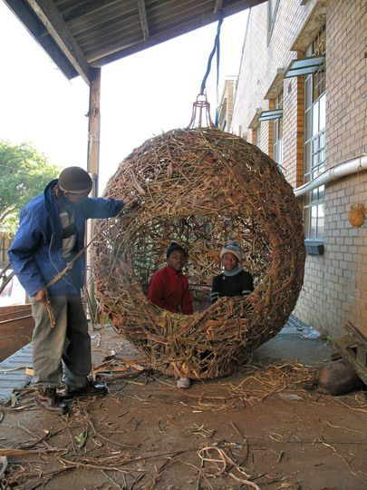 Real Life Human Nests By Animal Farm Exterior Nest