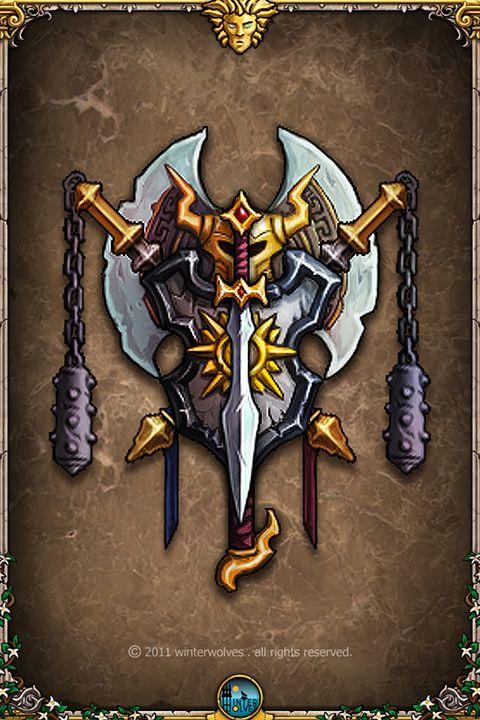 Warrior Logo by gafana.deviantart.com on @DeviantArt