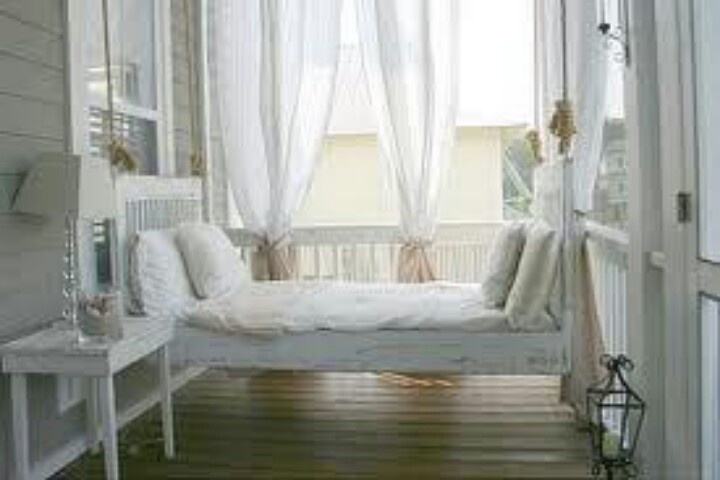 81 best sleeping porches images on pinterest bedrooms decks and sleeping porch old bedsswing bedsdiy solutioingenieria Images