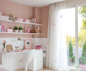 Romantic ligth pink room