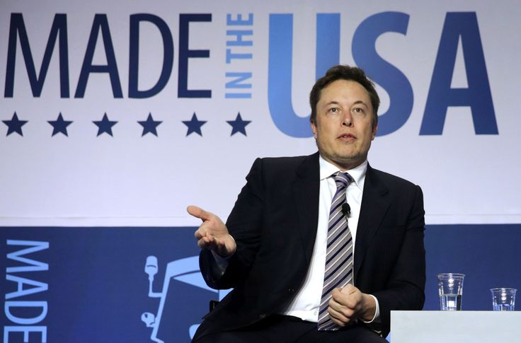 SpaceX and Tesla CEO was selected to join President Donald Trump's Manufacturing Jobs Initiative http://ift.tt/2jzuXfq