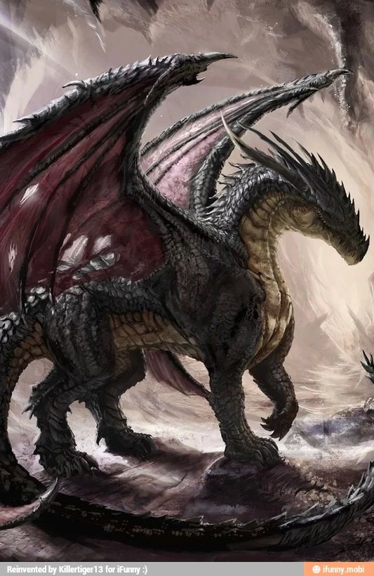 Mountain Dragon #dragon #tattoos #tattoo