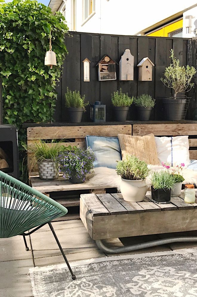 Clôture de jardin : idées déco et DIY | Futur jardin | Pinterest ...