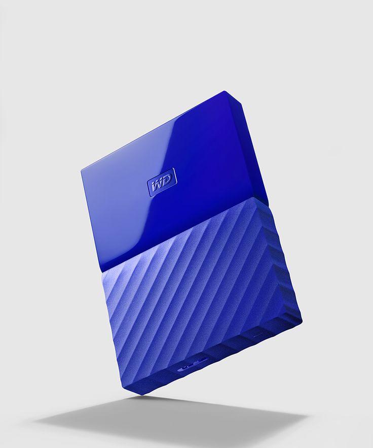 fuseproject reimagines western digital harddrive as minimalist miniature