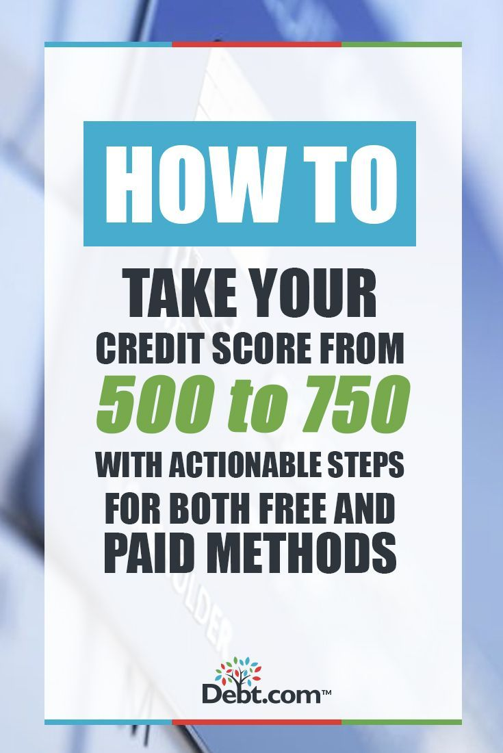 How To Improve Your Credit Score For Free With Images Credit