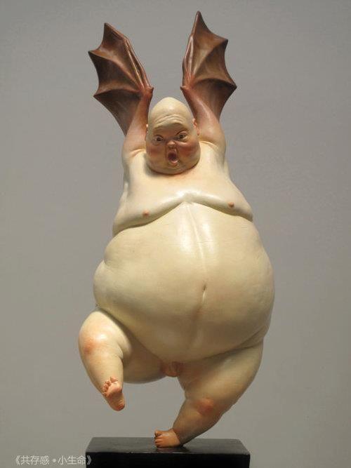 Chinese artist Liu Xue