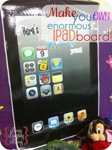 iPad Bulletin Board