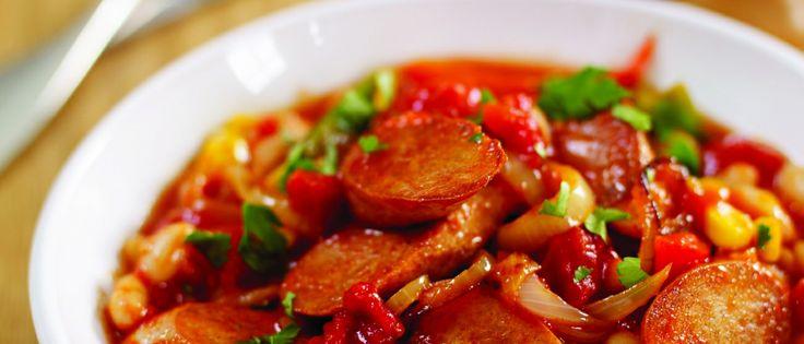 Spaanse stoofschotel | Donderdag Veggiedag