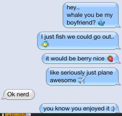 If You Can't Beat It... - Funny Autocorrect Fails