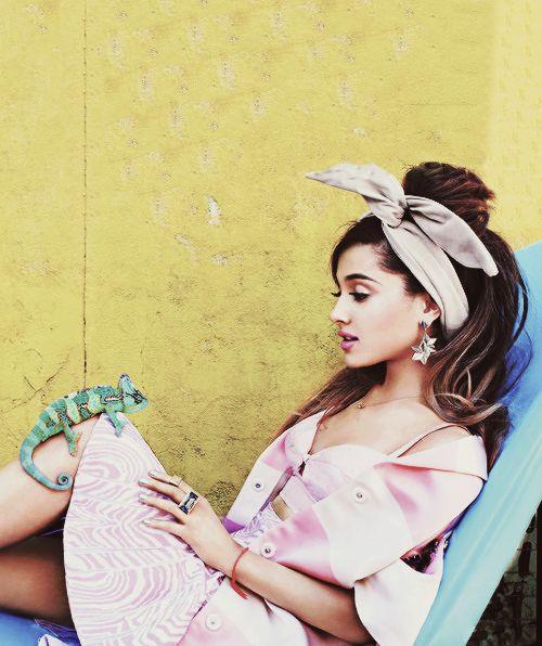 Ariana Grande Teen Vogue