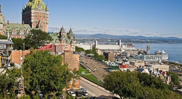 Québec City, 7 Nights, From $924