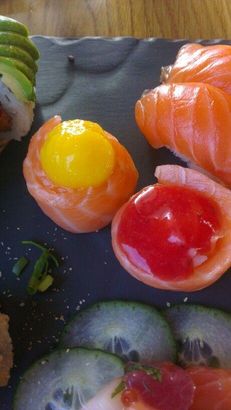 Rå sushi