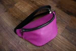 sweet and tasty hip bag