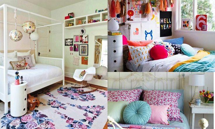 Τα καλύτερα κοριτσίστικα δωμάτια του 2014 Happy & colourful decor!