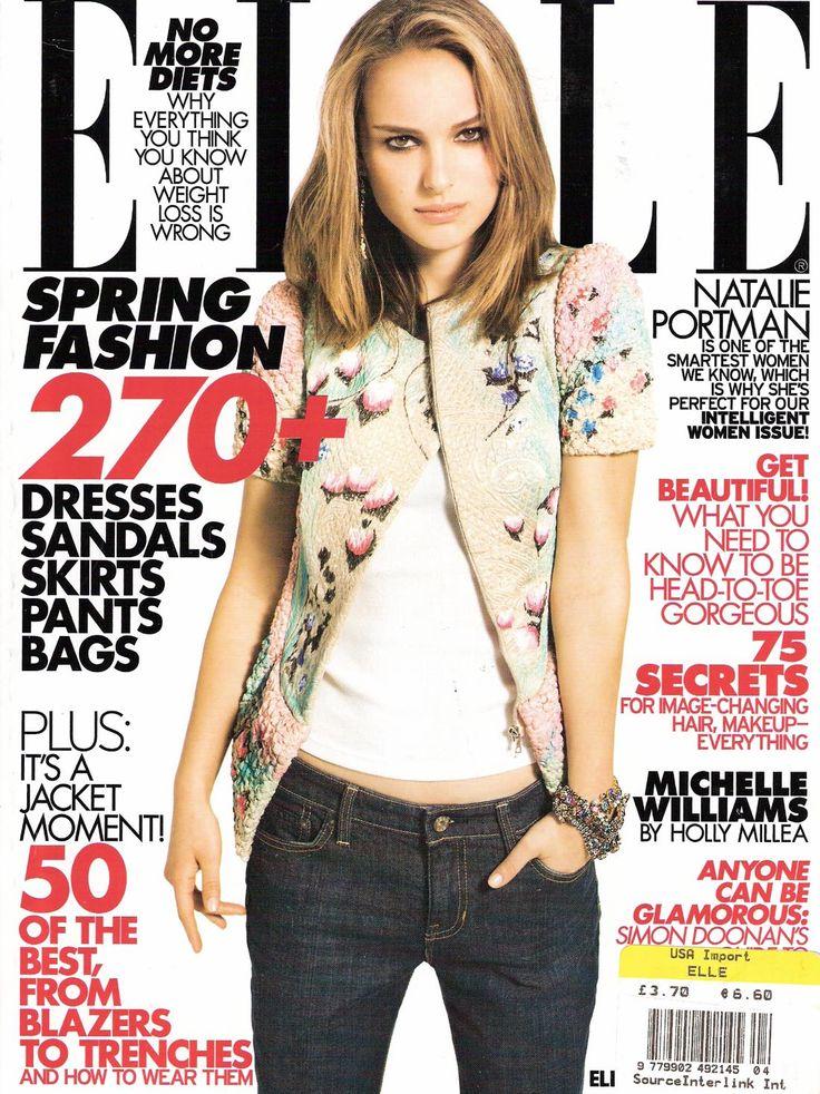Natalie Portman covers Elle France - Natalie Portman Photo