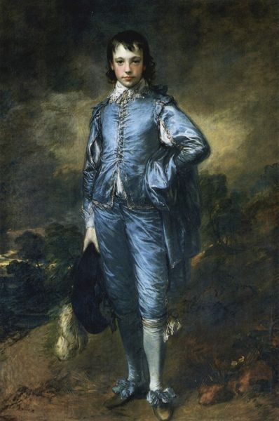 The Blue Boy - Painting by Thomas Gainsborough 1770 - bought this today :)  so happy