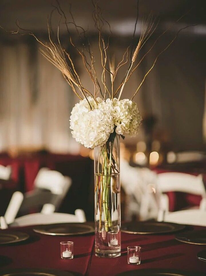 1000 ideas about wheat centerpieces on pinterest burlap for Wheat centerpieces