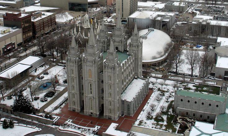 Mormon Social Science Association: Chronology Of Mormon / LDS Involvement In Same-Sex Marriage Politics