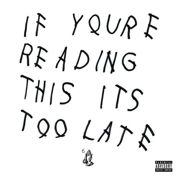 And here  is the cover ke bethuna #DrakeMixtape