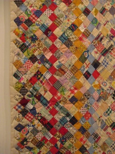 Scrap Quilt, c. 1920-1930. Detail.  San Jose Quilt Museum.: Quilts Blog, Scrap Quilts, Patchwork Scrappy, Fabrics Quilts, Fabrics Scrap, Scrappy Quilts, Scrap Fabrics, Jose Quilts, Quilts Museums