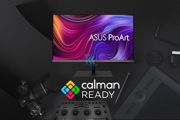 Asus Announces Proart Display Pa32ucx P And Pa27ucx Asus Technology Support Video Editing Software