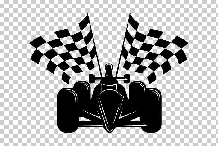 Car Formula 1 Auto Racing Racing Flags Png Automotive Design Auto Racing Black Black And White Brand Painted Rock Animals Racing Png