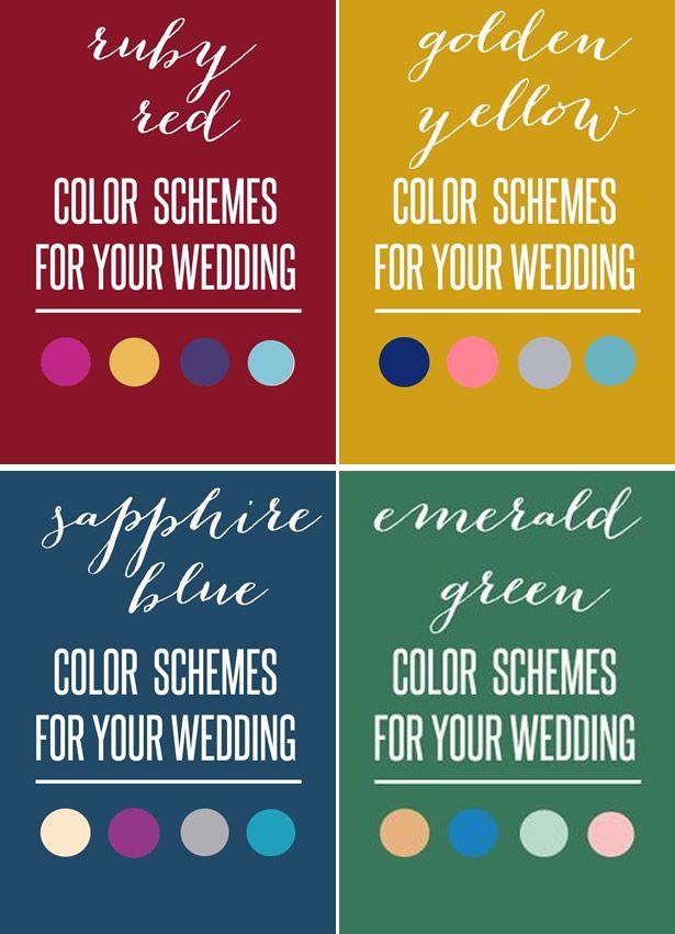 1000 images about jewel tone weddings on pinterest. Black Bedroom Furniture Sets. Home Design Ideas