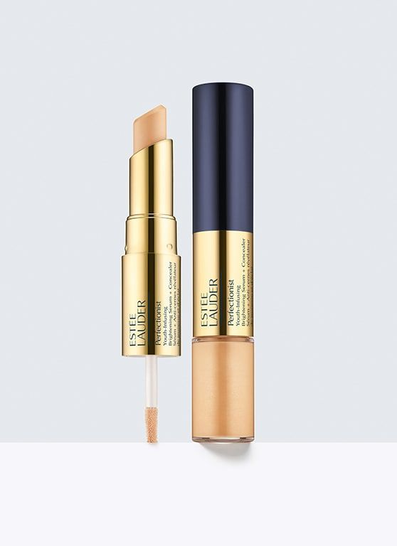 "Perfectionist, Youth-Infusing Brightening Serum + Concealer -   Winner of Best Beauty by Stylist Awards 2017 : ""Best Concealer For Fair Skin""      This magic multi-tasking duo for eyes corrects, conceals and transforms.     Youth-Infusing Brightening Serum hydrates, smooths, illuminates and evens skin tone.      Concealer erases the look of imperfections."