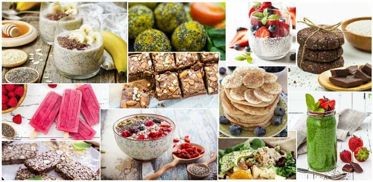 Delicious Chia Seed Recipes