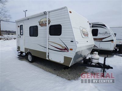 Used 2013 Coachmen RV Viking Ultra-Lite 16FB Travel Trailer at General RV | North Canton, OH | #119558