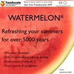 Five Little Known Watermelon Facts