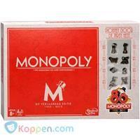 HASBRO Monopoly 80e verjaardag editie -  Koppen.com