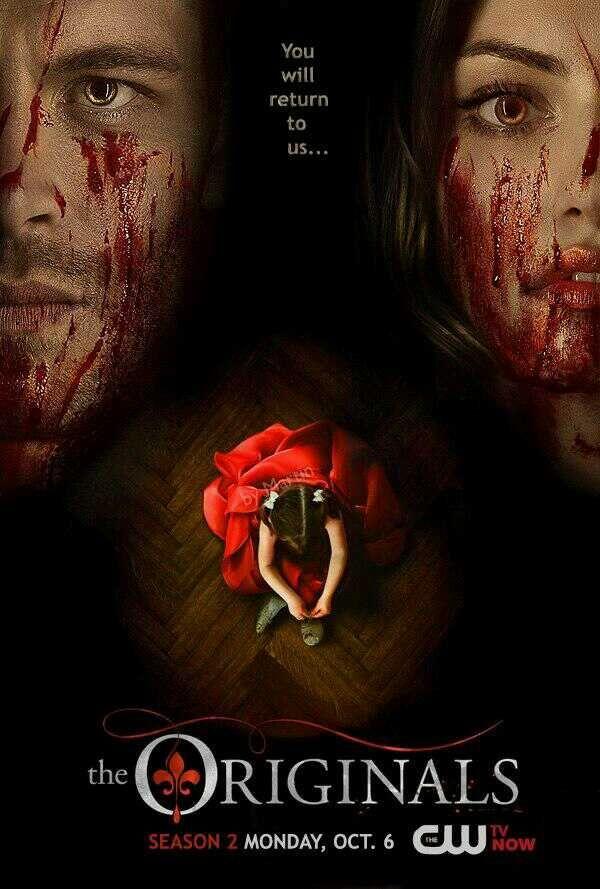 #TheOriginals Season 2 promo poster