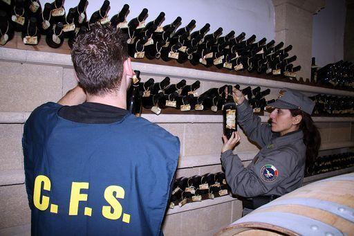Scoperta da Forestale frode nel settore vitivinicolo nel veronese - Yahoo Notizie Italia