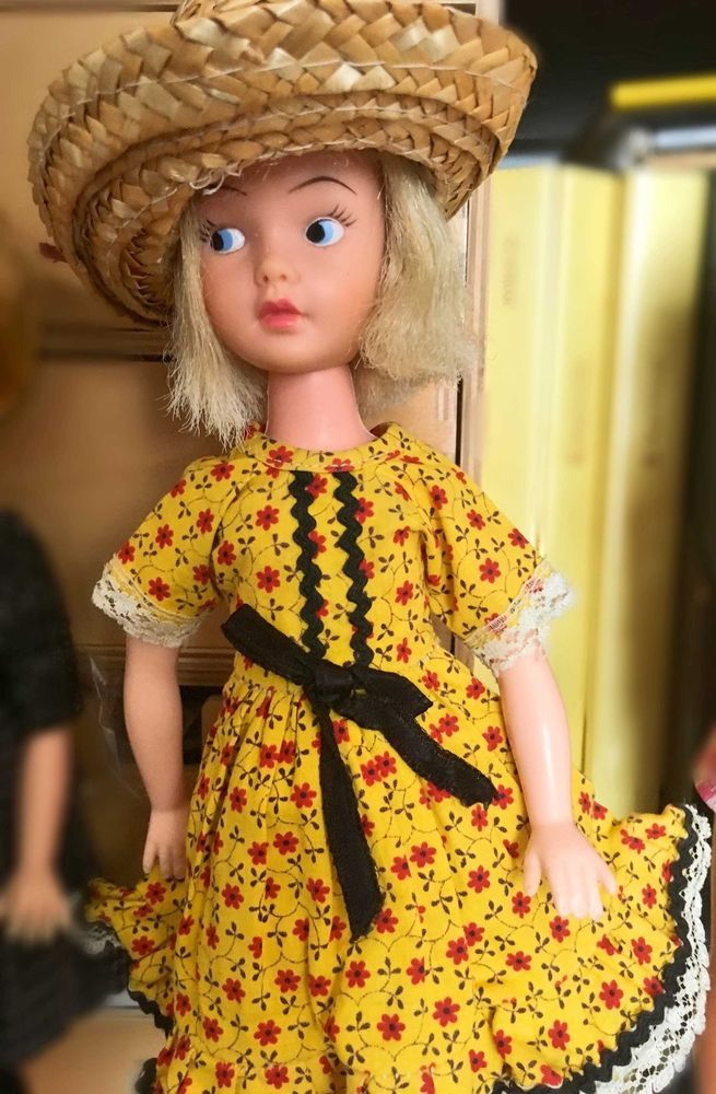 Vintage Elly May ClampettDoll #Ideal