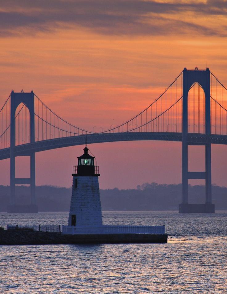 Rhode Island sunset!