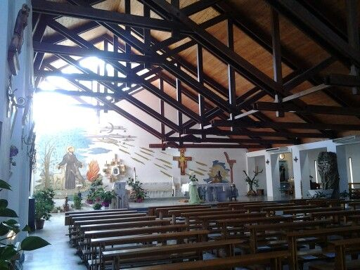 Chiesa di San Francesco - Baia Domizia