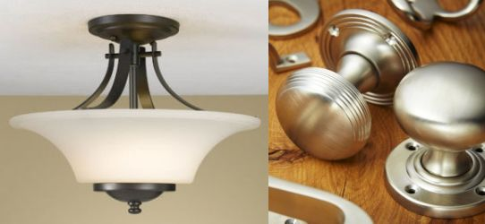 Q & A–Oil-Rubbed Bronze And Brushed Nickel In The Same