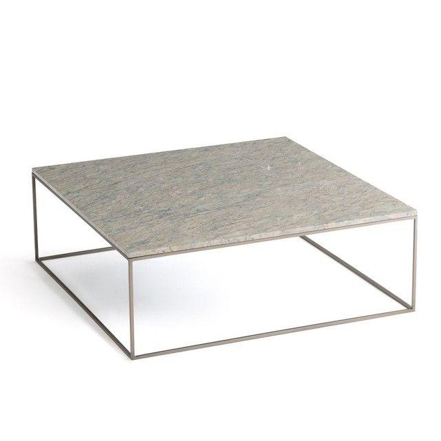Table Basse Metal Et Marbre Gris Mahaut Am Pm La Table Basse Mahaut Elegance Et Simplicite Avec La Combinaison D U Table Basse Metal Table Basse Marbre Gris