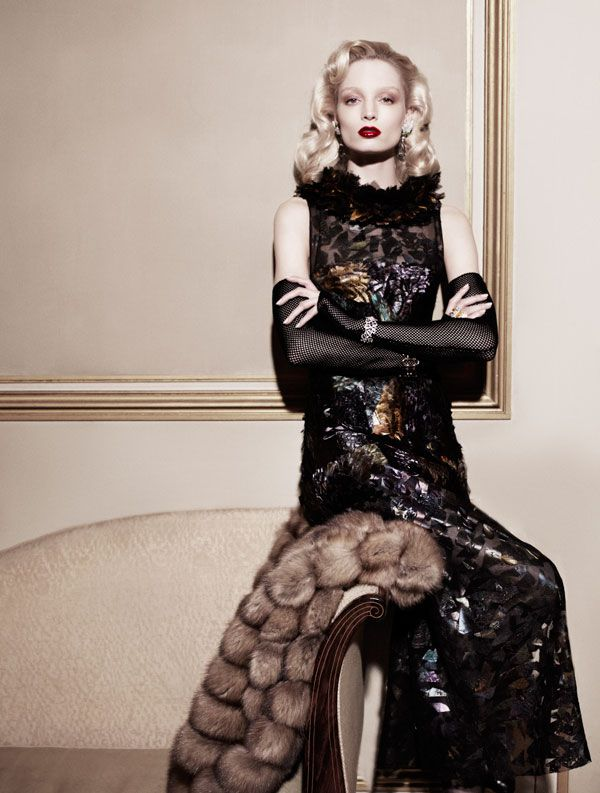 The best of spring 2012 couture coats chanel dress and for High couture