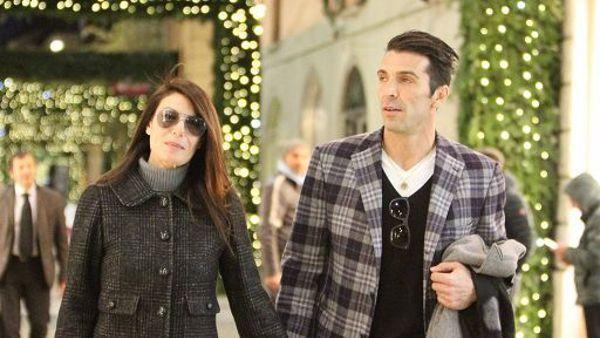 TORINO Il portiere della Nazionale e della JuventusGigi Buffon e Ilaria D'Amico convolano a nozze dopo gli Europei di calcio. Gigi e